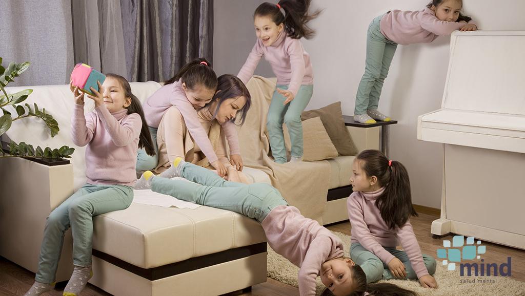 Trastornos por déficit de atención e hiperactividad